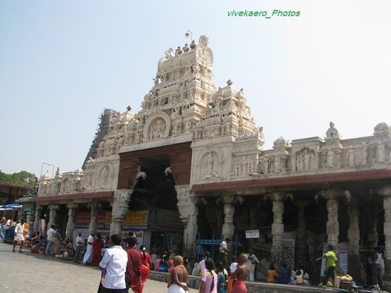 Thiruchendur, Indien: Tiruchendur Temple Photo