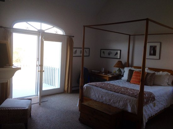 High Pointe Inn : Sand Dollar room