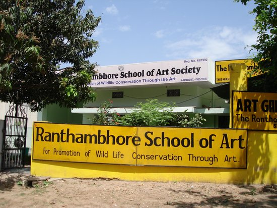 ‪Ranthambore School of Art‬