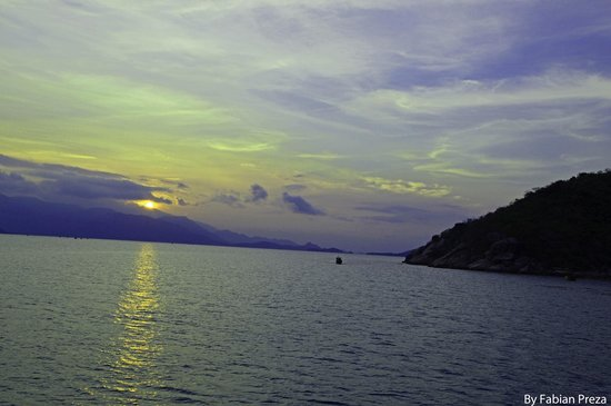 Six Senses Ninh Van Bay: Crucero.