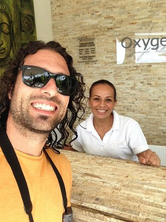 Oxygen Jungle Villas : #selfie