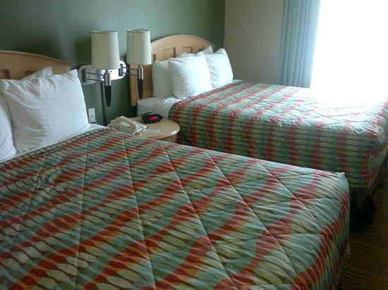 Extended Stay America - Orlando - Lake Buena Vista : camas