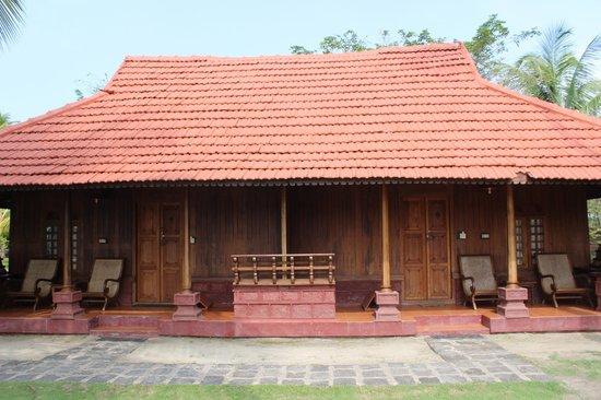 Kondai Lip Backwater Heritage Resort: suite