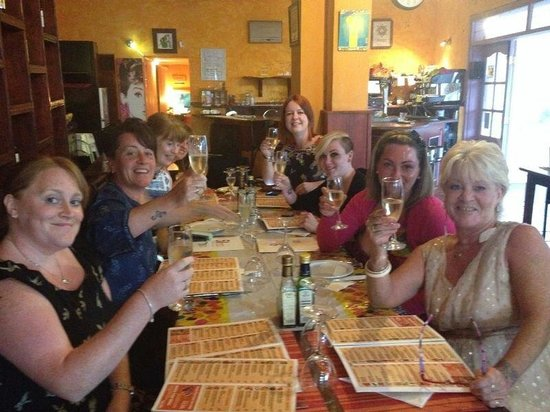 Cafe Antiguo del Puerto: Excellent nite had by all