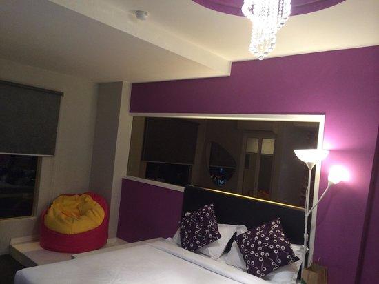 Bliss Boutique Hotel: Design boutique room