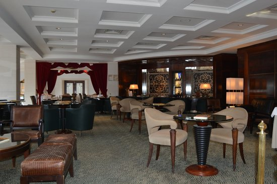 Mercure Catania Excelsior: salon