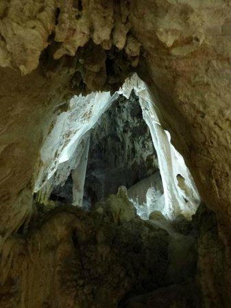Cueva de Nerja: Höhle von innen