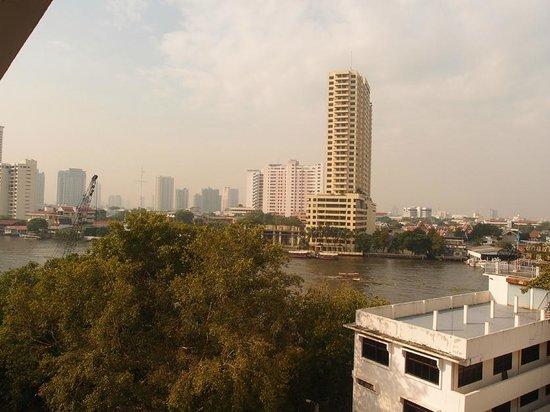 River View Guest House : Ausblick vom Balkon