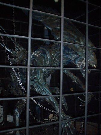 Musee Miniature et Cinema: Alien qui sera utilisé pour le prochain film