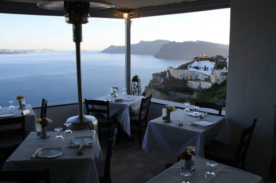 1800-Floga Restaurant: View from Dining Table