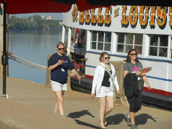 The Louisville Quest! : Fun in downtown Louisville on a Quest.