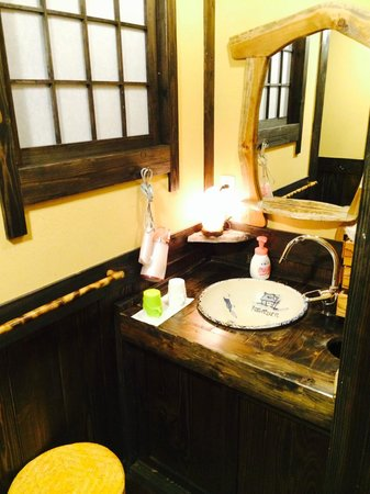 Yamaboushi: Sink area
