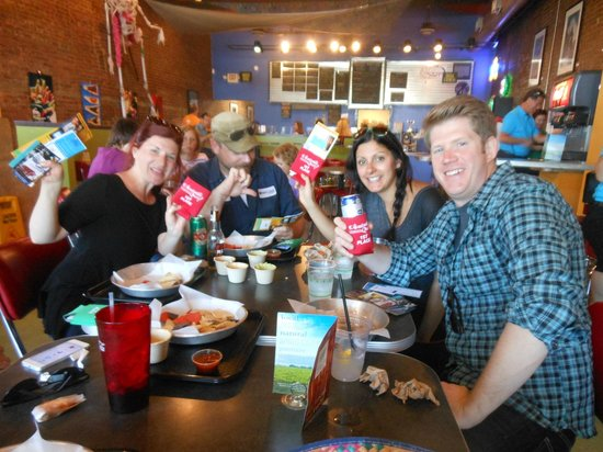 The Louisville Quest!: Fun, food and drinks at the Award Ceremony