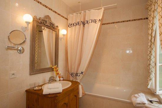 Le Fleuray : Salle de bain