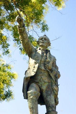 Alexander Suvorov Monument
