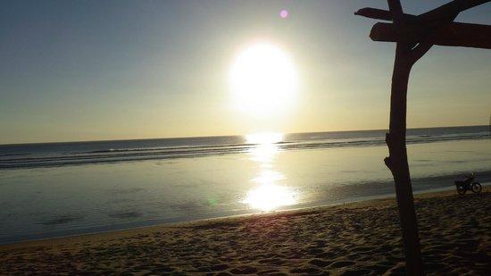 Barceló Montelimar: Coucher soleil