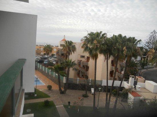Apartamentos El Palmar: view