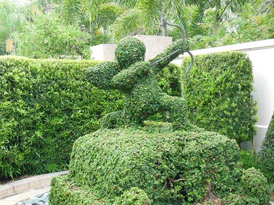 Cupid Picture Of Florida Botanical Gardens Largo Tripadvisor