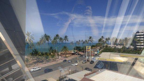 Hotel Brisa Tower: Vista do quarto