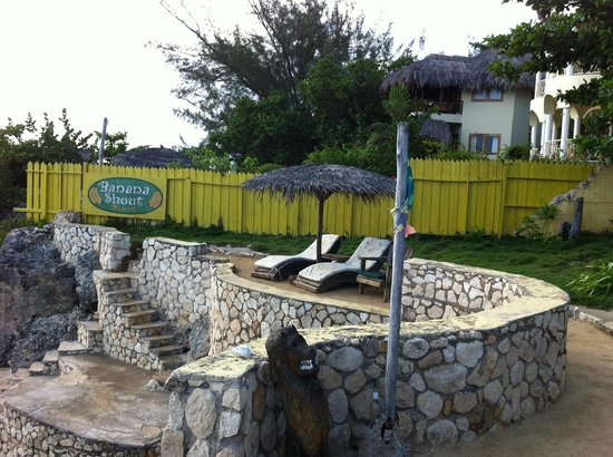 Banana Shout Resort: Relax and Enjoy