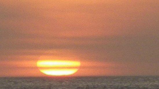 Barcelo Montelimar : Coucher soleil