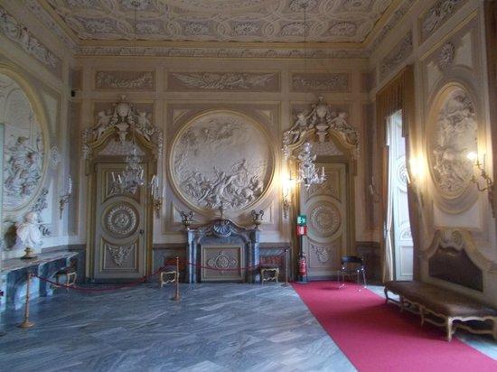 Castello di Racconigi: Sala di Diana