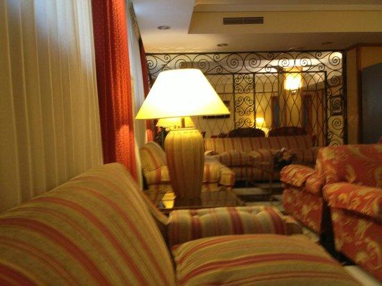 Monte Carmelo Hotel : Salones