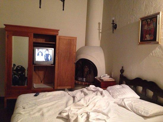 Hotel Casa Noble: Cuarto
