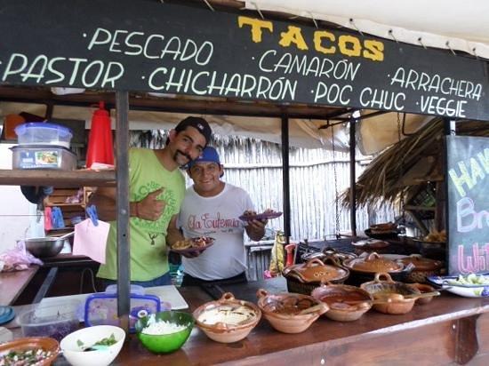 Taqueria La Eufemia: the best tacos