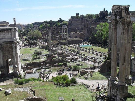 Musées du Capitole : Kapitolinische Museen, Rom - April 2014 - 9