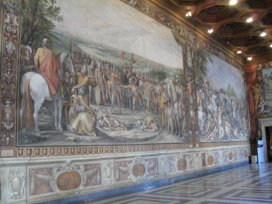 Musées du Capitole : Kapitolinische Museen, Rom - April 2014 - 6