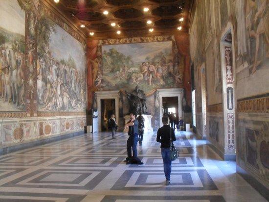 Musées du Capitole : Kapitolinische Museen, Rom - April 2014 - 1