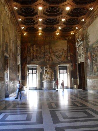 Musées du Capitole : Kapitolinische Museen, Rom - April 2014 - 3