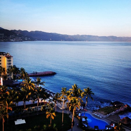 Sunset Plaza Beach Resort & Spa : Our view!