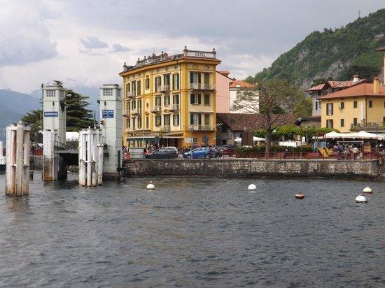 Hotel Olivedo: Olivedo from the ferry