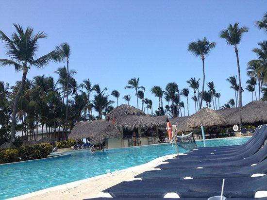 Grand Palladium Palace Resort Spa & Casino: Pool palace