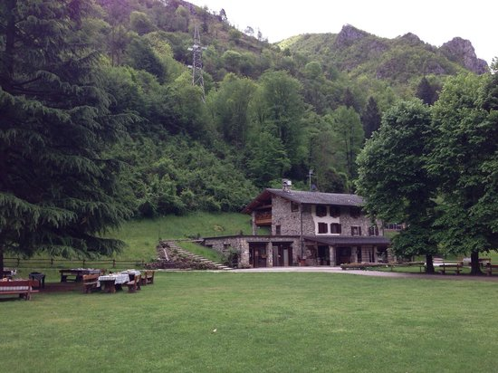 Agriturismo Ferdy: Che location!!!
