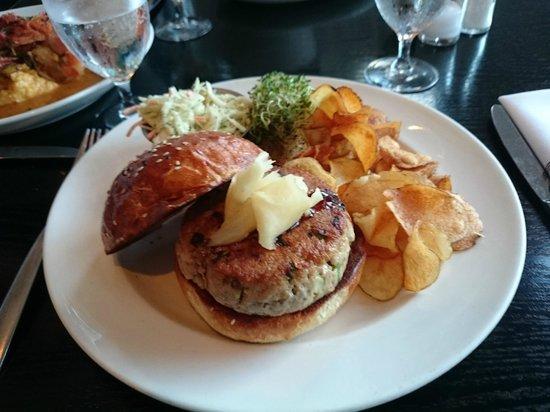 Tuna burger foto di prime fish miami beach tripadvisor for Prime fish miami