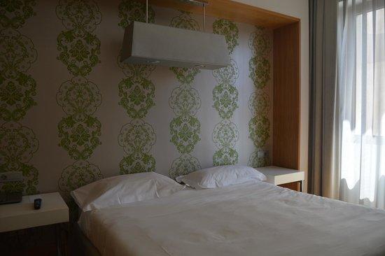 NH Palermo : chambre