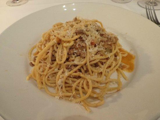 Toscanini: pasta