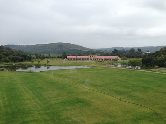 Rietvlei Country Estate: A view from our room of the Estate