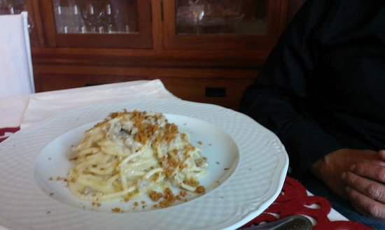 Locanda Casariccio : pici al segreto dello chef