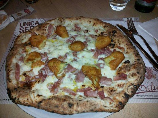 Pizzeria Salvo: Divina!