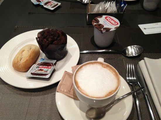 Hotel Ovest : colazione