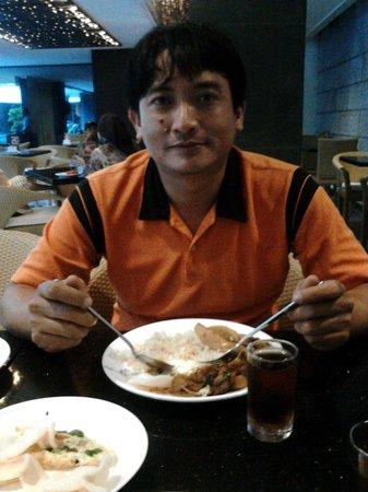 Solaris Hotel Kuta : hhhmmm .... nice breakfast