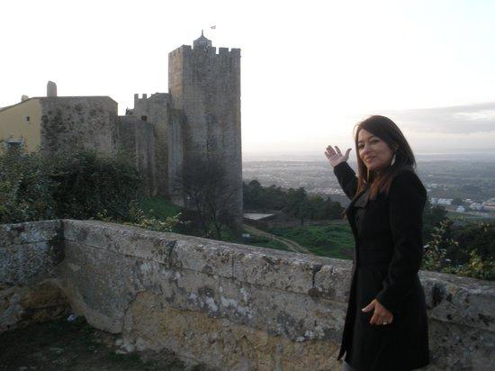 Castelo de Palmela: O primeiro da lista não se esquece :))