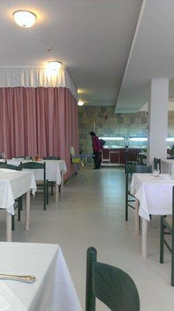 smartline Bluesun Neptun : Restaurant