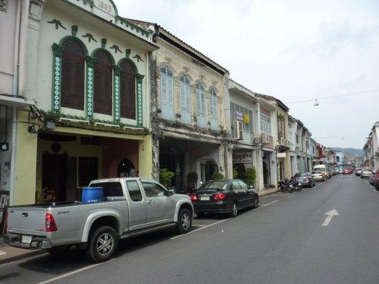 Old Phuket Town : Témoignages du passé