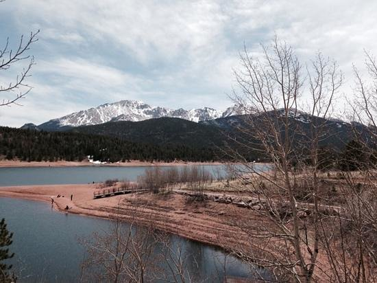Pikes Peak Mountain Bike Tours: this is what we're talking about, beautiful