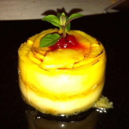 La Cantina de Diego: Pastel de manzana